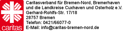 Caritasverband für Bremen-Nord, Bremerhaven und die Landkreise Cuxhaven und Osterholz e.V.